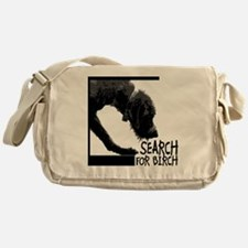 Nosework Spumoni Search for Birch Messenger Bag