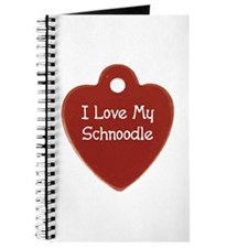 Love My Schnoodle Journal