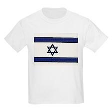Israeli Flag Kids T-Shirt