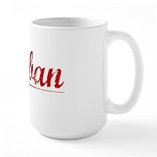 Esteban, Vintage Red Mug