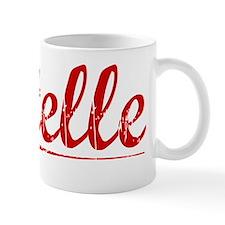 Estelle, Vintage Red Mug