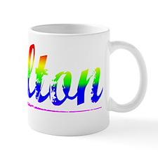 Calton, Rainbow, Mug