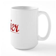 Ethier, Vintage Red Mug