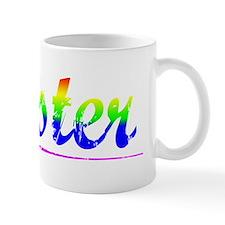 Buster, Rainbow, Mug