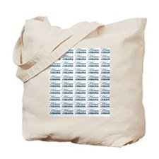 binder of women - for obama not romney Tote Bag