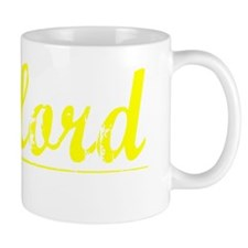 Clifford, Yellow Mug