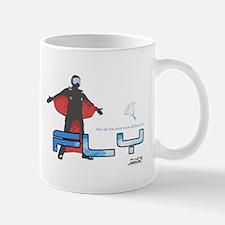 Fly Wingsuit Skydiving Mug