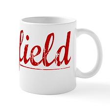 Fairfield, Vintage Red Mug