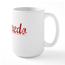 Figueredo, Vintage Red Mug