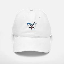 Fly Freefly Skydiving Baseball Baseball Cap