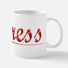 Fentress, Vintage Red Mug
