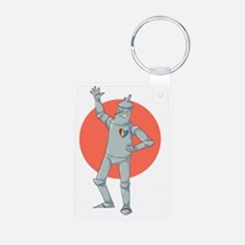 Tin Man Podcast Official L Keychains