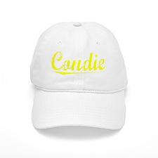 Condie, Yellow Baseball Cap