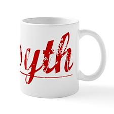 Forsyth, Vintage Red Mug