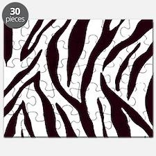 Zebra Stripes Puzzle