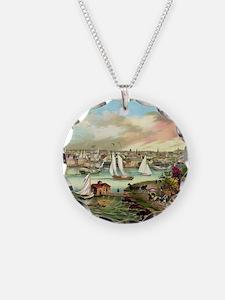 Vintage Newport Beach Necklace