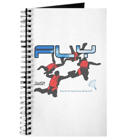 Fly 4 Way RW Skydiving Journal