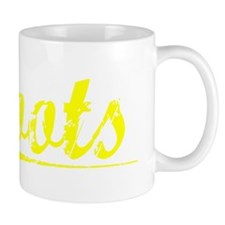 Coots, Yellow Mug