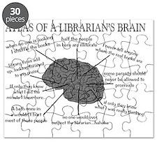 atlas of a librarians brain Puzzle