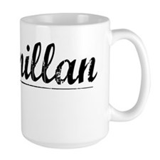 Macmillan, Vintage Mug