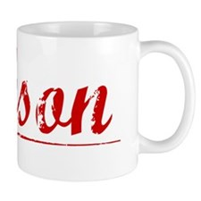 Gibson, Vintage Red Mug