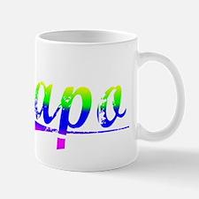 Capo, Rainbow, Mug