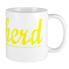 Cowherd, Yellow Mug
