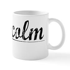 Malcolm, Vintage Mug