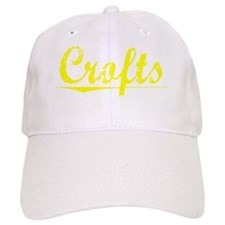 Crofts, Yellow Baseball Cap