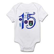 ISS @ 15! Infant Bodysuit
