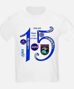 ISS @ 15! T-Shirt