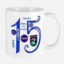 ISS @ 15! Mug