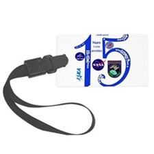 ISS @ 15! Luggage Tag