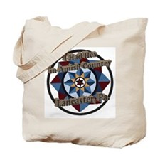 Hex in Amish Country Tote Bag