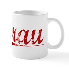 Grau, Vintage Red Mug