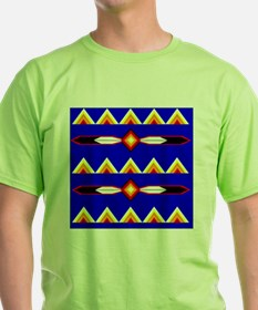 NATIVE AMERICAN EAGLE FEATHER DESIGN T-Shirt