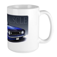 67_Blue_B2 Mug