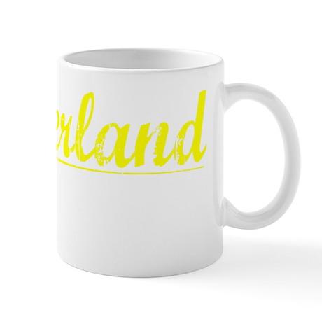 Cumberland, Yellow Mug