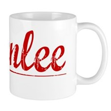 Greenlee, Vintage Red Mug