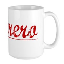 Guerrero, Vintage Red Mug