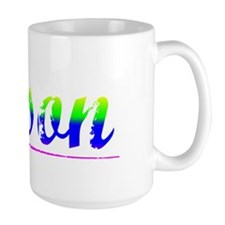 Cason, Rainbow, Mug