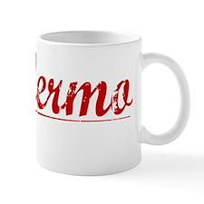 Guillermo, Vintage Red Mug