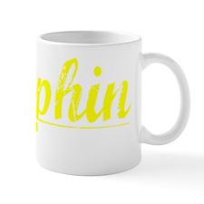 Dauphin, Yellow Mug