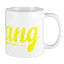 Dang, Yellow Mug