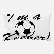 Im a Keeper Blk Pillow Case