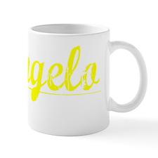 Deangelo, Yellow Small Mug