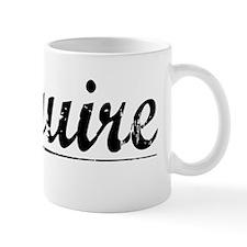 Mcguire, Vintage Mug