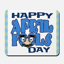 Happy April Fools Day Mousepad
