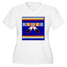 NATIVE AMERICAN B T-Shirt
