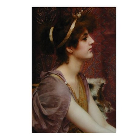 Classical Beauty Postcards (Package of 8)